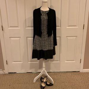 Ralph Lauren fit & flare dress